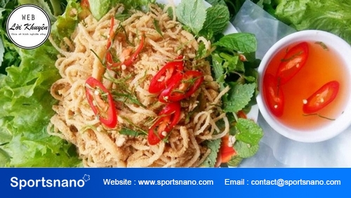 Cách làm các món nem chạo ngon : Chay , Cuốn, Nam Định, Hải Phòng