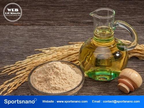 Cách làm đẹp với dầu dừa và cám gạo hiệu quả nhất