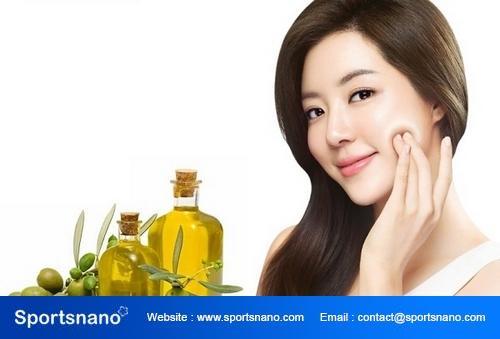 Làm đẹp da mặt bằng dầu olive với cách đơn giản tại nhà