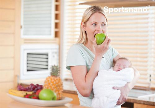 sau sinh nên ăn hoa quả gì